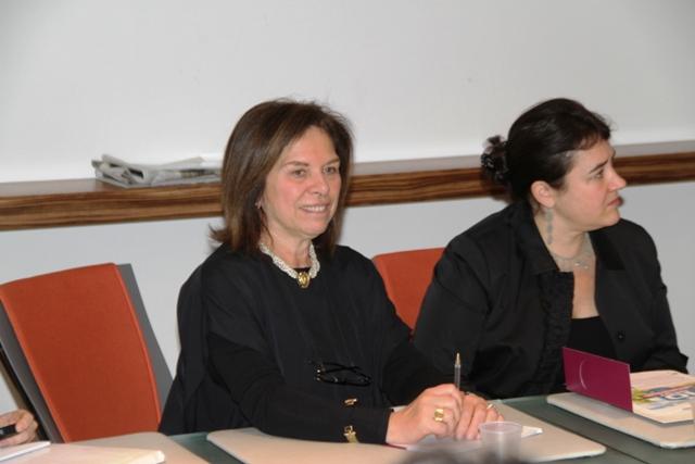 Vittoria Cisonno e Monica Lander