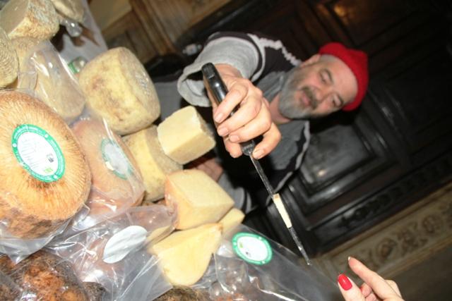 e i suoi formaggi