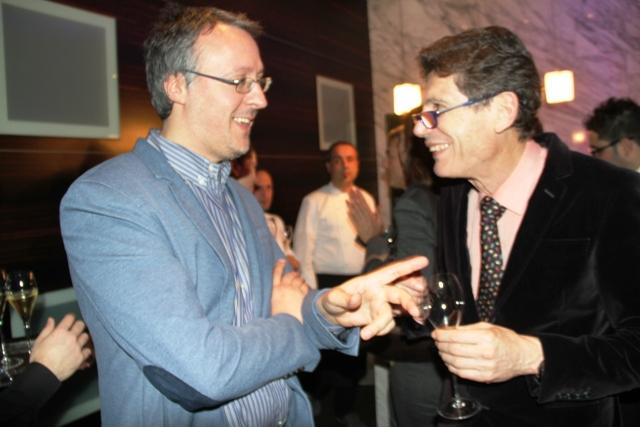un collega simpatico e bravo: Gabriele Zanatta