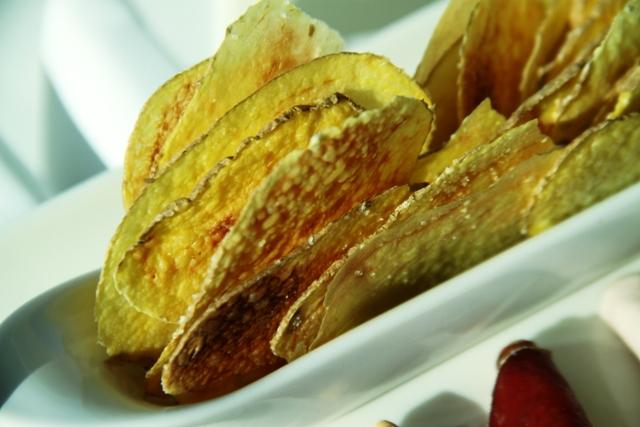 le inimitabili patate fritte non fritte