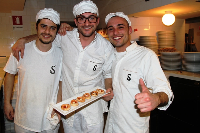 i pizzaioli