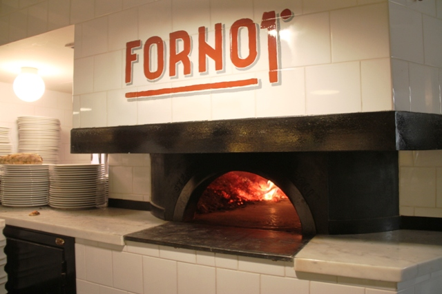 il forno a pizza