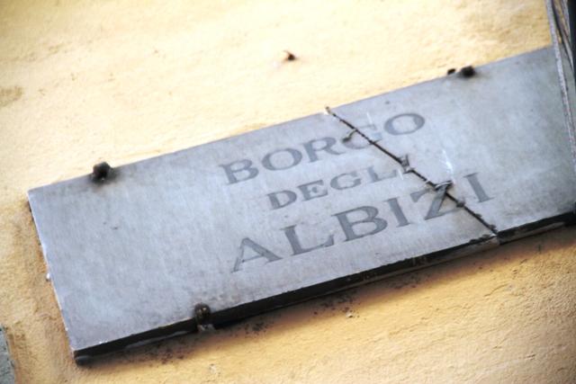 in Borgo degli Albizi
