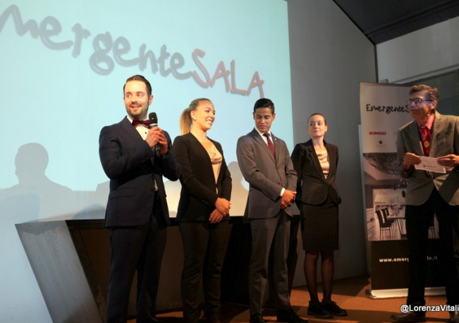 Presentazione Emergente Sala