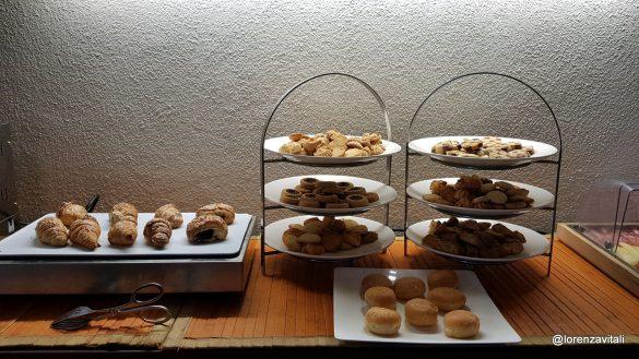 Colazione alla Locanda Sant'Agata