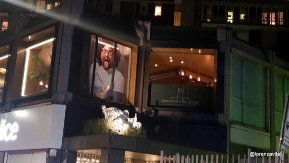 Alessandro Borghese a Milano