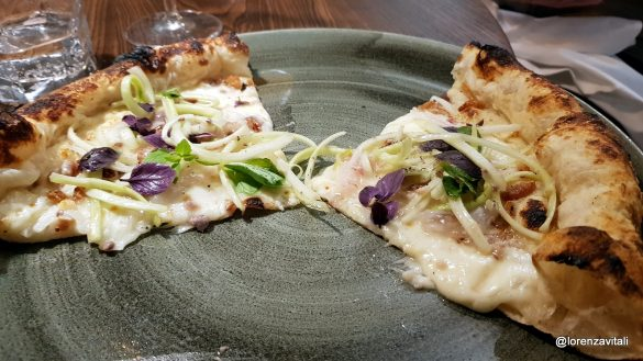 Veccia & Prete, 4 mani e 4 pizze