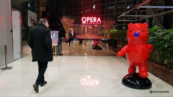 Opera Bombana a Pechino