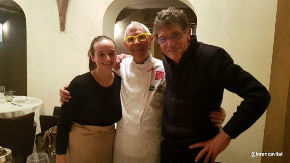 Paolo Teverini, chef evergreen