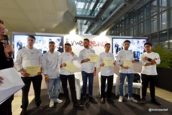 la prima batteria: 5 chef della Toscana