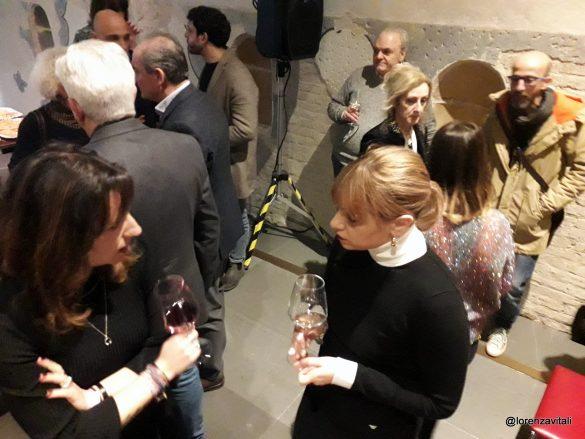 Emergente Sala si presenta a Wine&Siena