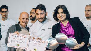 Gianluca Durillo Miglior Emergente Chef 2019