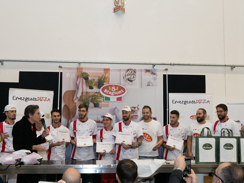 Emergente Pizza Chef Nord 2020