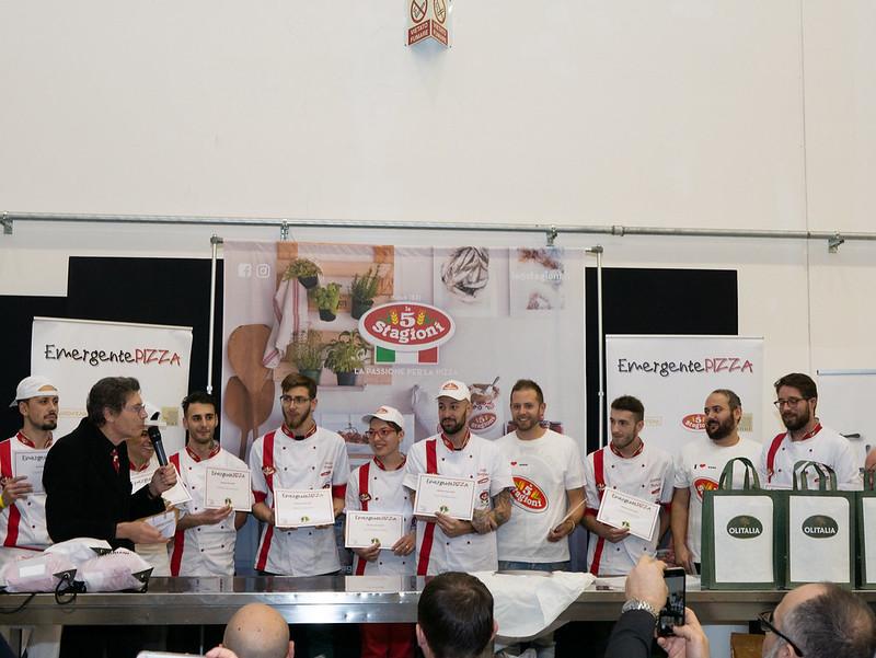 Emergente Pizza Chef Nord 2020