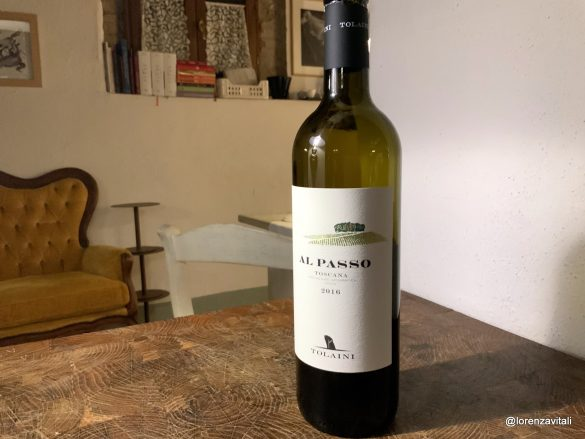 I vini di Tolaini all'Asinello
