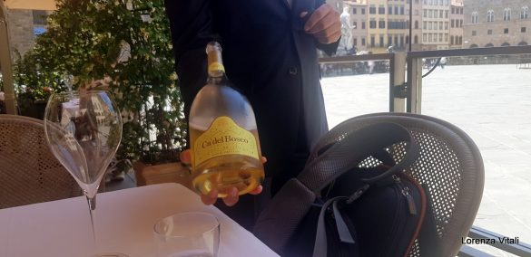 Gucci Osteria a Firenze
