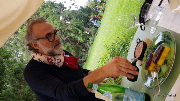 Il Brunch di Massimo Bottura a Casa Maria Luigia