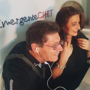 Luigi Cremona e Lorenza Vitali nel corso del Webinar Emergente Chef 2020
