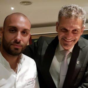 Andrea Antonini e Marco Amato