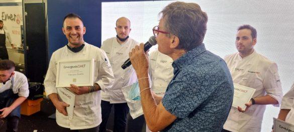 Emergente Chef selezione Centrosud a Vinoforum