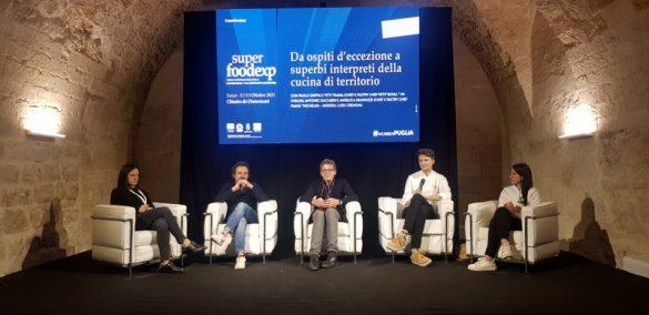 Foodexp, le masterclass